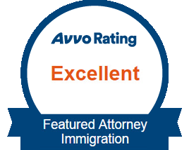 AVVO Immigration Excellent
